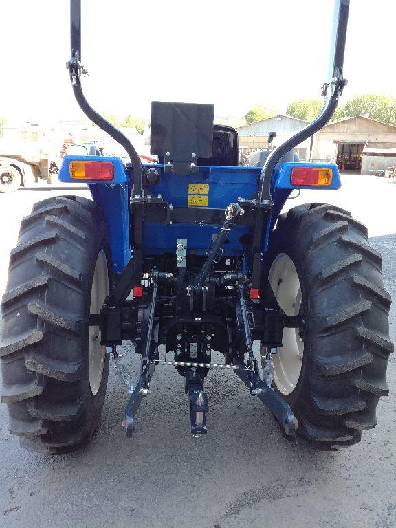 leroy groupe   tracteur collectivit u00e9s iseki tle 4490