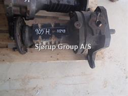 Divers 905 Bagaksel H / Rear axle R
