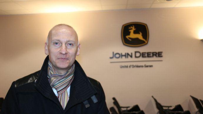 [Interview] John Deere - «Avec la future norme moteur Stage V, nous rattrapons le secteur automobile»