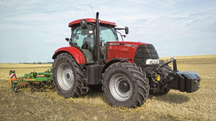 La cote agricole d'occasion tracteur - Puma 160 CVX, Case IH sort ses griffes!