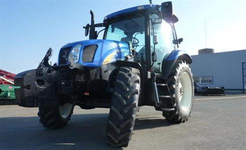 La cote agricole d'occasion tracteur - New Holland TS100A Electro Command, idéal au chargeur