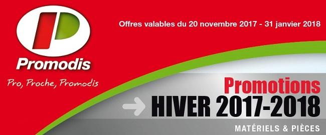 PROMOTIONS HIVER 2017 - 2018 ! dés le 20 novembre