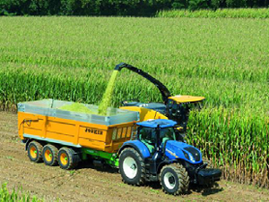 Nir on Board analyse la valeur nutritionnelle des ensilages