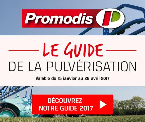 Guide de la pulvérisation 2017