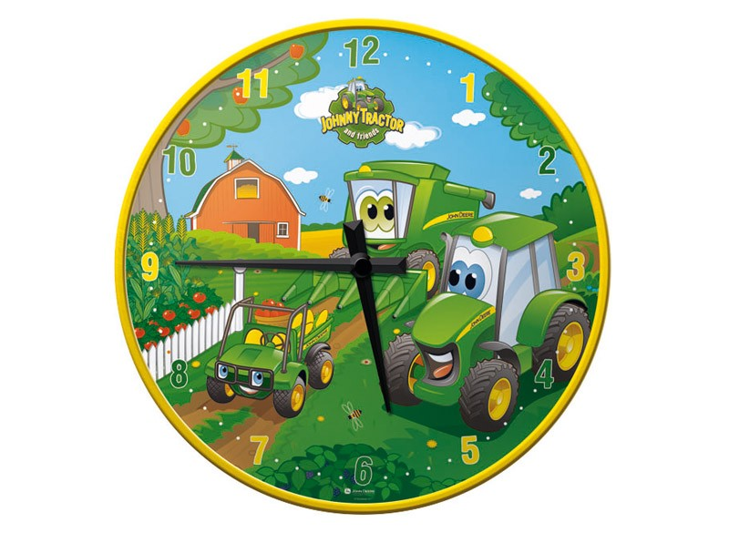 horloge enfant agrivision centre tracto expert. Black Bedroom Furniture Sets. Home Design Ideas