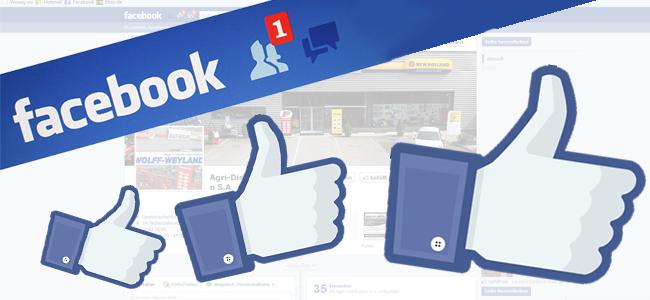 Visitez notre page Facebook