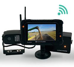 Luda.Farm - Une seule caméra de recul pour tous vos engins agricoles !