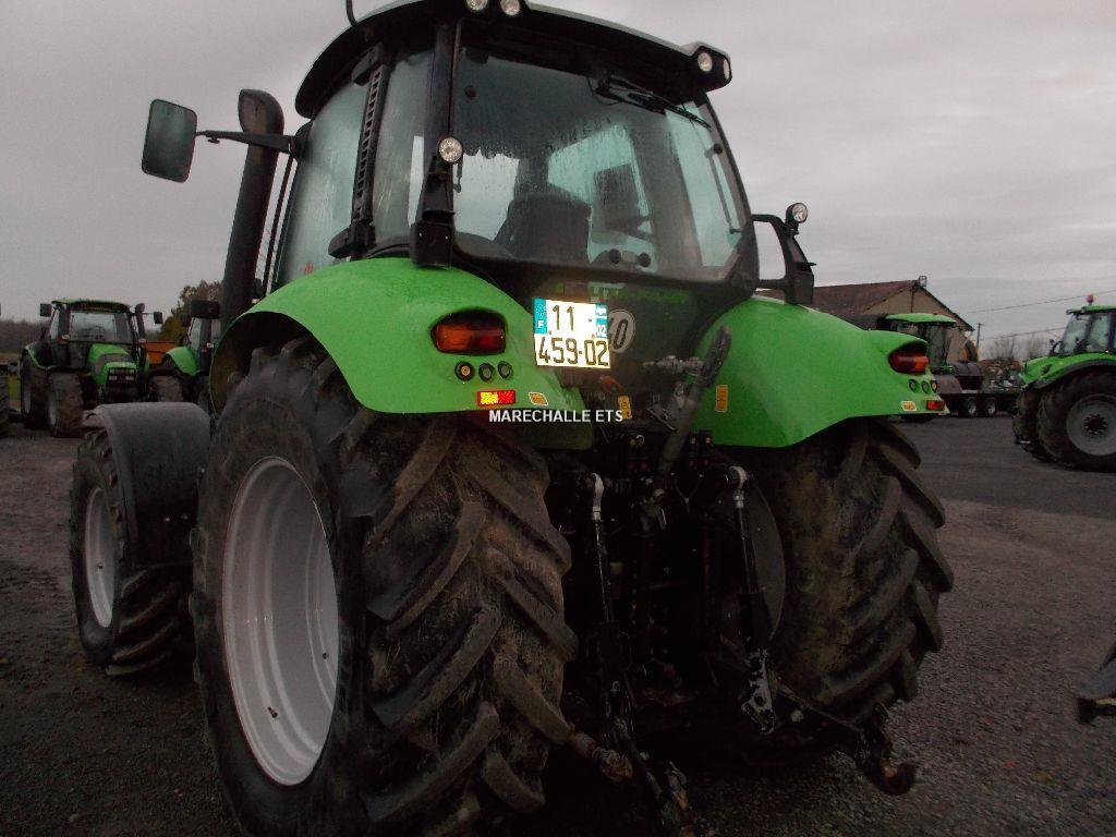 Deutz-Fahr Agrotron M625 profiline
