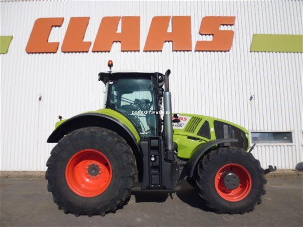 Claas AXION 930 CMATIC
