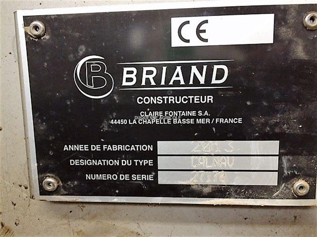 Briand 3 + 1