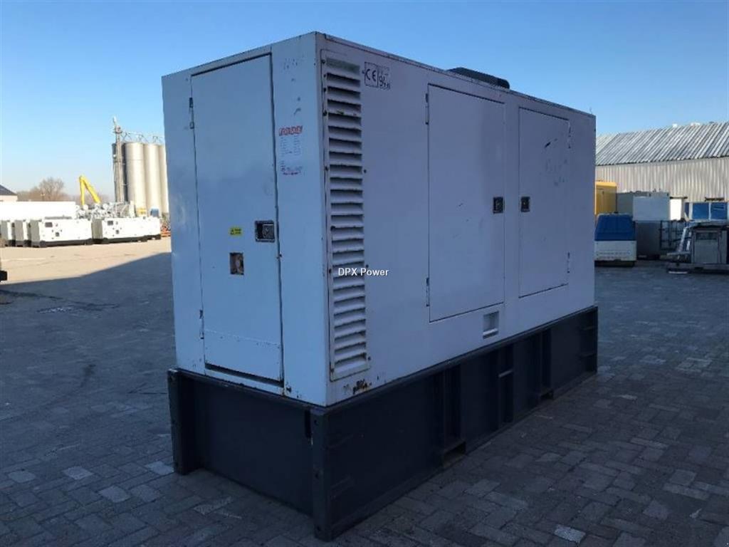 Iveco 8065 SRE - 125 kVA Generator - DPX-11283