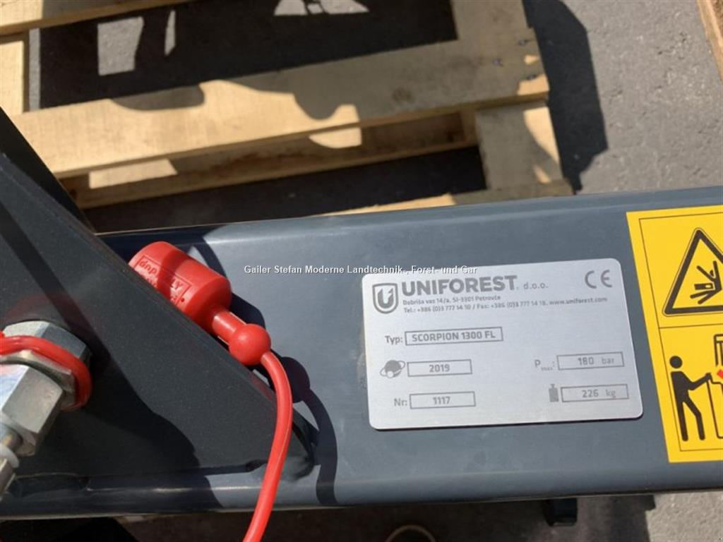 Uniforest UNI Scorpion 1300