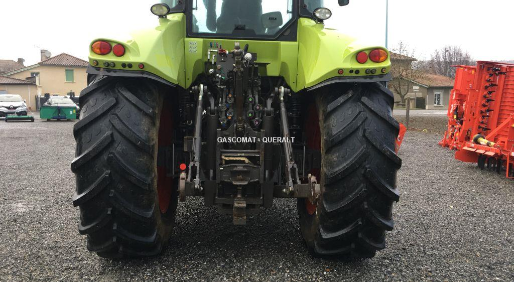 Claas ARION 640 CIS T3