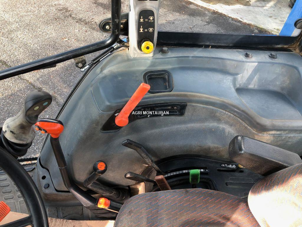 New Holland TL 90 + CHARGEUR