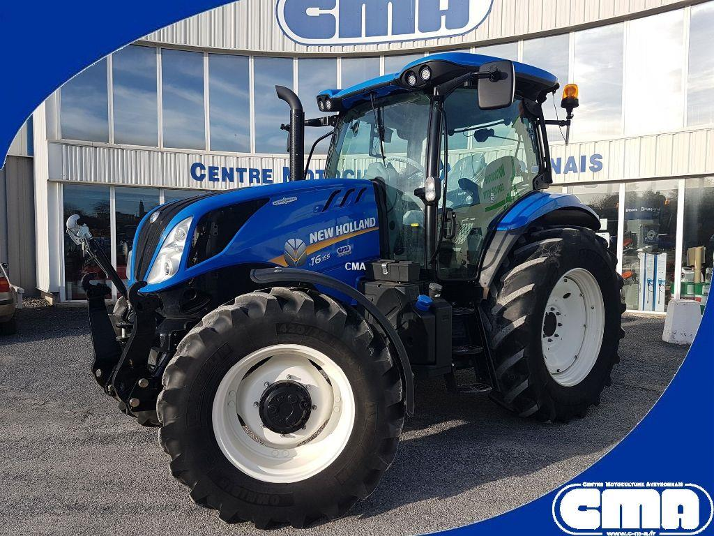 New Holland T6.155 AC