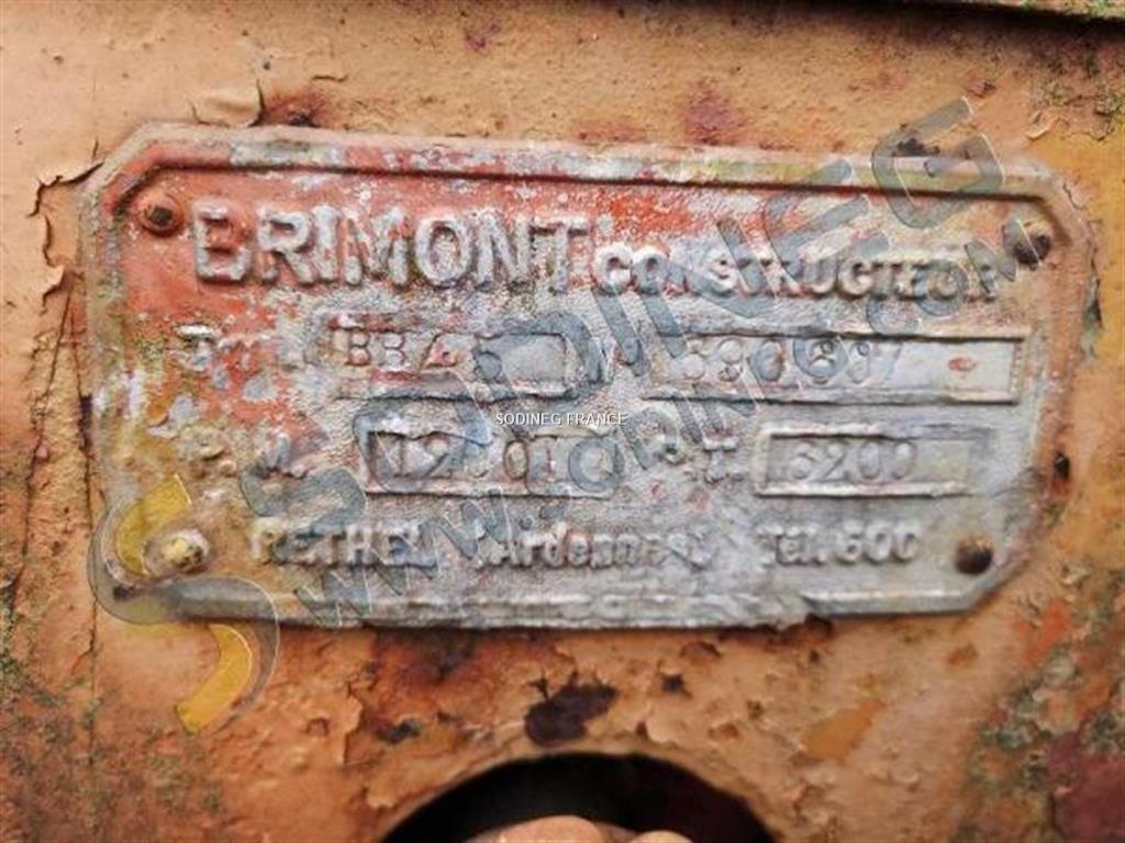 Brimont BENNE AGRICOLE