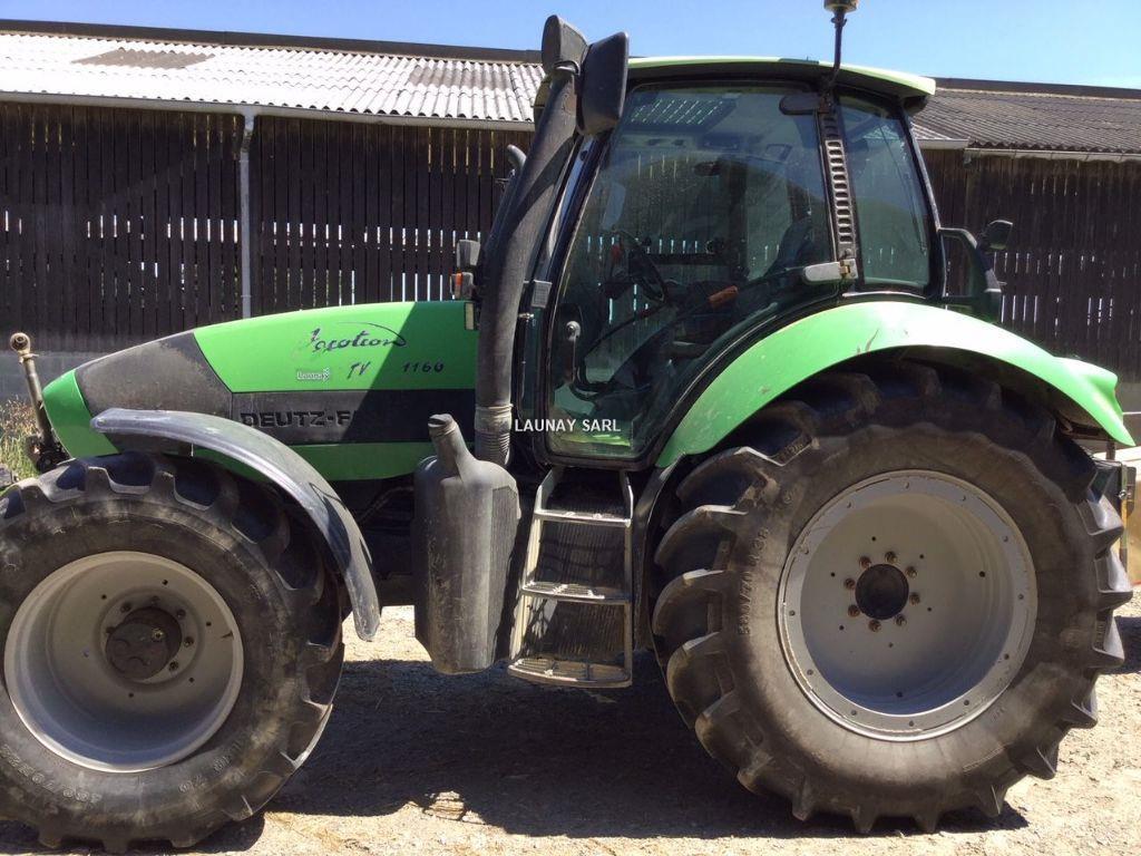 Deutz-Fahr Agrotron TTV 1160