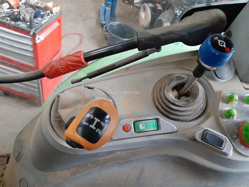 Deutz-Fahr AGROTRON 420