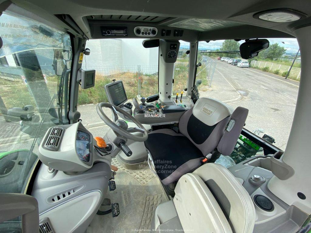 Deutz-Fahr AGROTRON TTV 6185