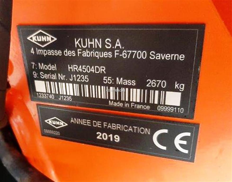 Kuhn COMBINE