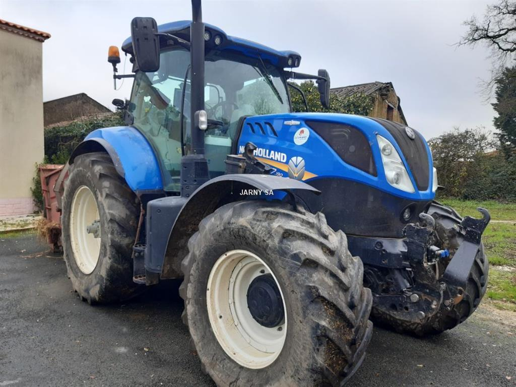 New Holland T7-190