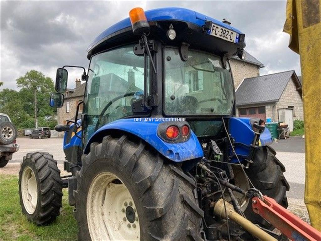 New Holland T4 75.5