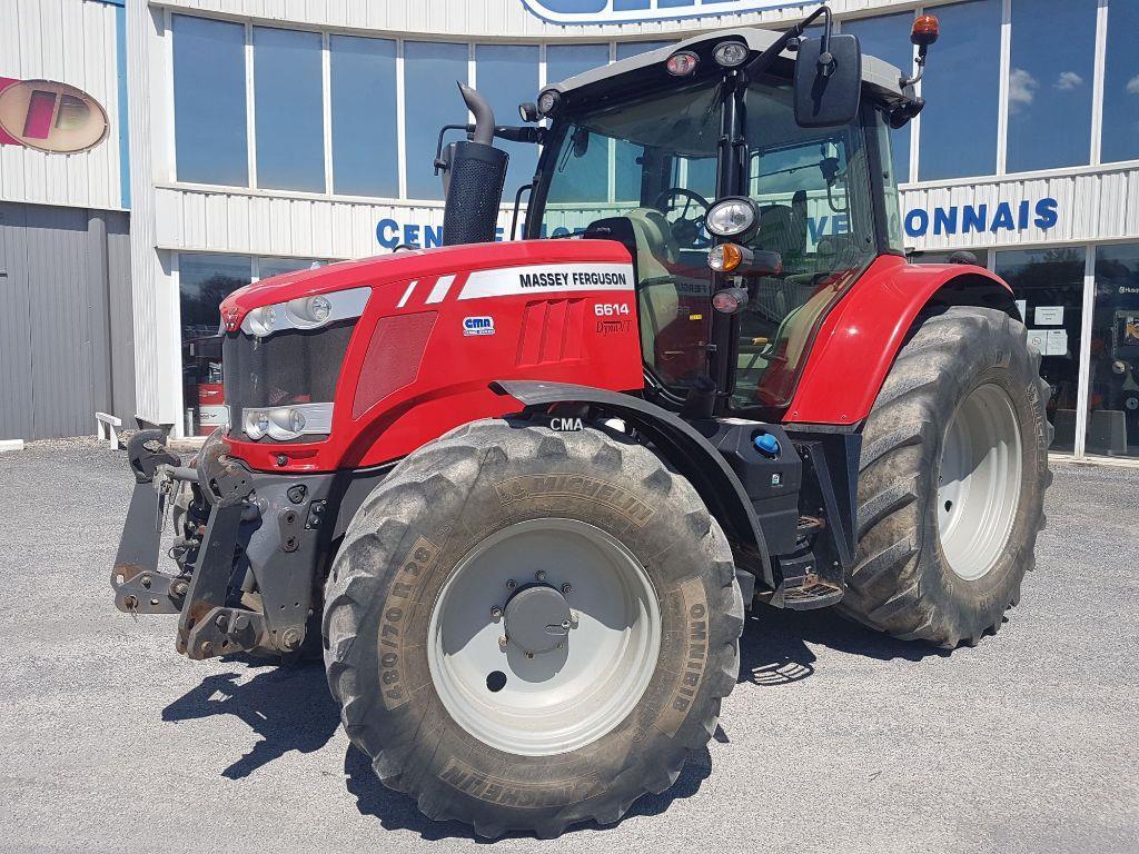 Massey Ferguson 6614 Dyna VT