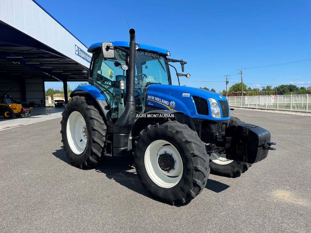 New Holland T 6.165 ELECTRO COMMAND