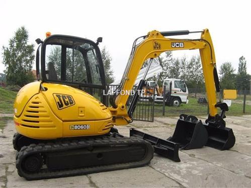 JCB 8060 ZTS 2004 6t