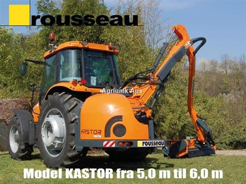 Rousseau model KASTOR armklipper