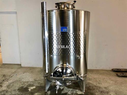 ARSILAC - NEUF - Cuve inox 304 - 17 HL