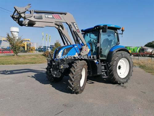 New Holland T6.155AC