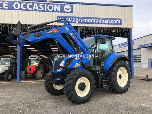 New Holland T 5.100 + CHARGEUR