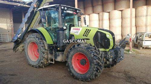 Claas ARION 610 C MATIC