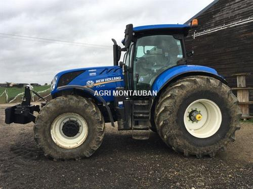 New Holland T7.270 AC GPS