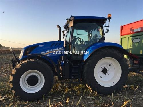 New Holland T 6.180 EC + GPS