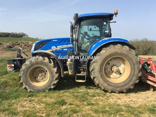 New Holland T7.245 AC + GPS