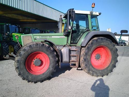 Fendt 818FAVORIT