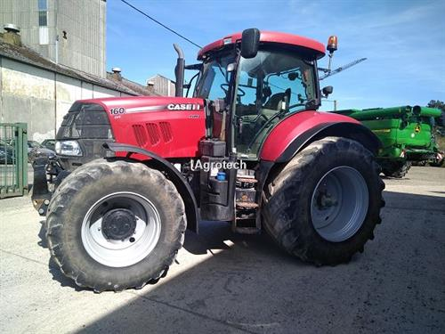 Case IH CVX PUMA 160