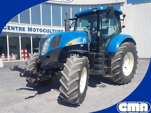 New Holland T6070 POWER COMMAND