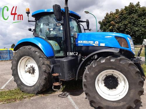 Ford-New Holland T 7 235 AUTO COMMAND