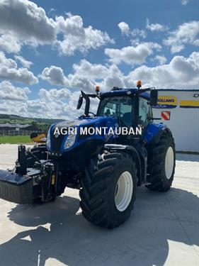 New Holland T 8.350 AC + GUIDAGE
