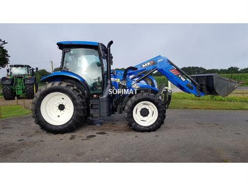 New Holland T6125