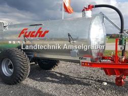 Fuchs VK 6.300 GÜLLEFASSAKTION Österreichedition