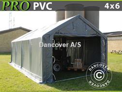 Divers Lagertelt Dancover Lagertelt PRO 4x6x2x3,1m - Telt