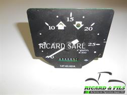 Landini Pièce tracteur Indicateur de vitesse / Compteur 36