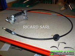 Deutz-Fahr Pièce tracteur Cable levier vitesses Agrofarm / Ag