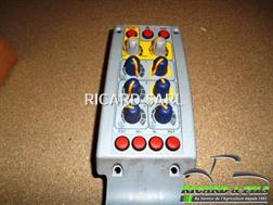 Deutz-Fahr Pièce tracteur Console électrique 0.010.3655.2 Deu