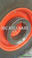 Kubota Pièce tracteur Masse de roue diamètre 430mm pour M