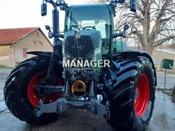 Fendt 514 vario profi plus